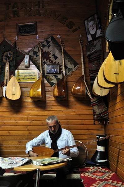 Bursa'daki Aşıklar Kahvesi