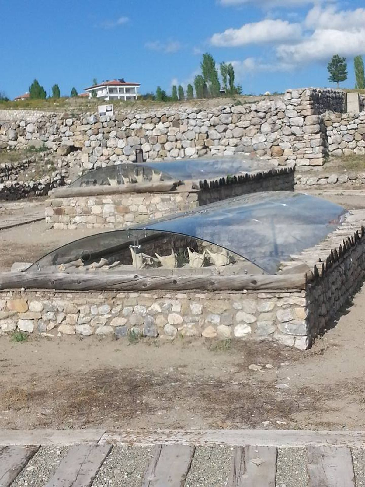 Hattuşa Kral Mezarları