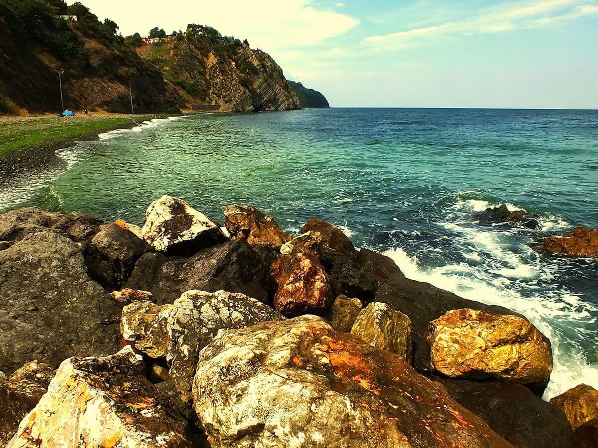 Tirilye Plajı