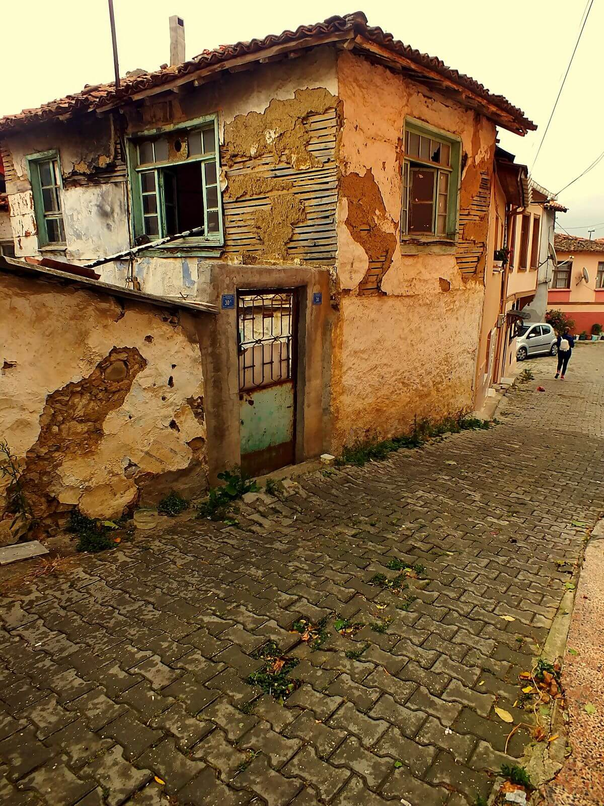 Tirilye Gezisi Marangozhane Sokak