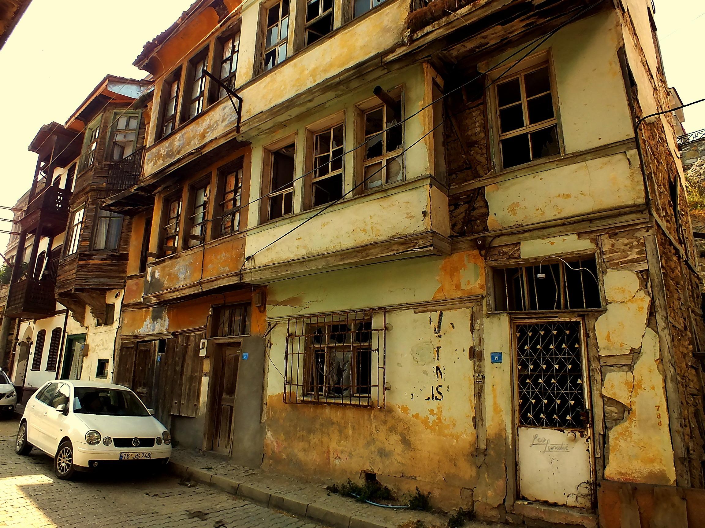 Tirilye Gezisi Eskipazar Caddesi