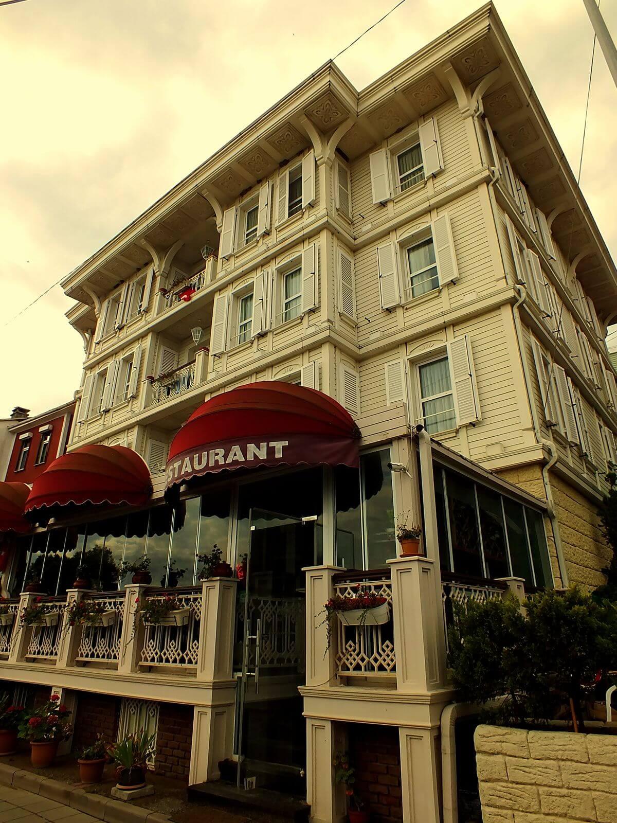 Tirilye Gezisi Trilyalı Otel