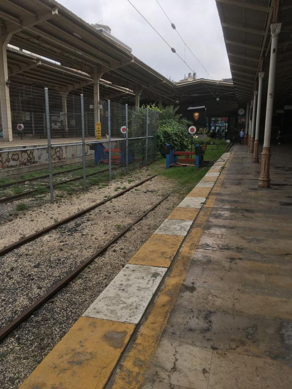 Sirkeci Tren Garı Uluslararası Tren İstasyonu