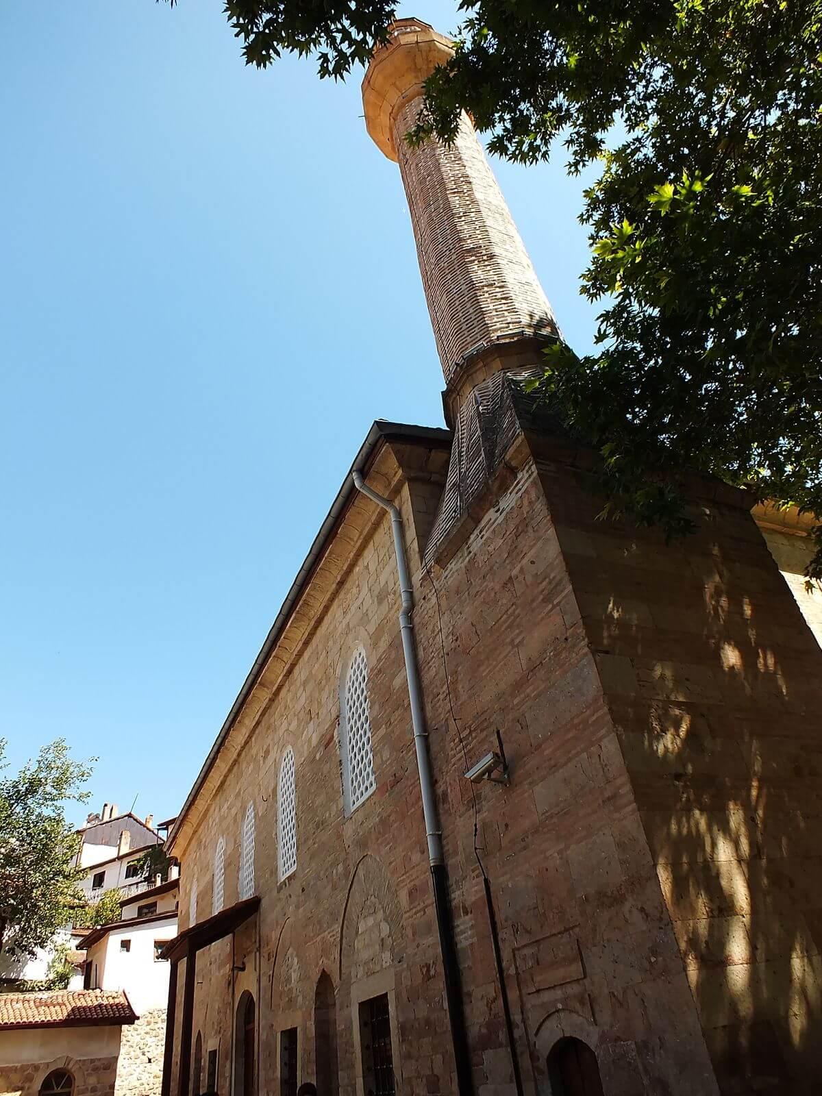 Beypazarı Gezisi Sultan Alaaddin Camii